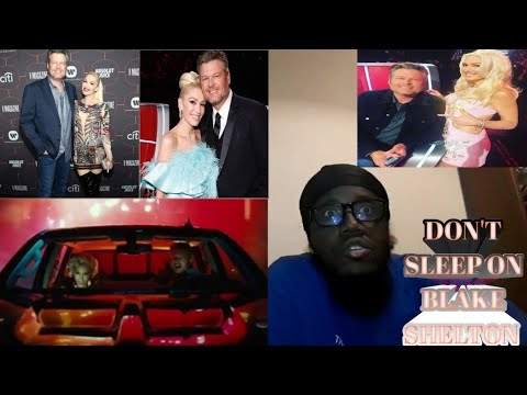 Blake Shelton - Nobody But You (Duet with Gwen Stefani) (Official Music Video) Reaction & Review!!!