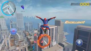 Amazing spiderman 2 Android gameplay