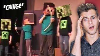 School Talent Show Cringe - Video Youtube