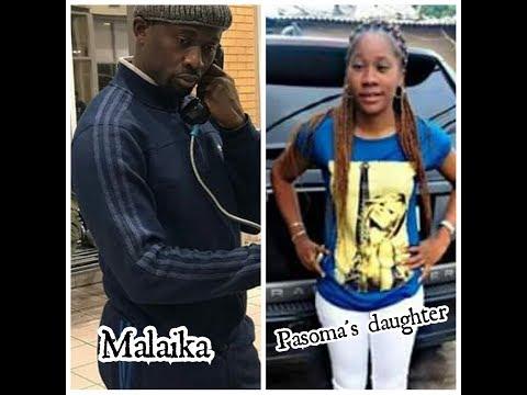 SEE WHAT MALAIKA DID TO PASOMA'S DAUGHTER ROKIBAT AT IKEJA