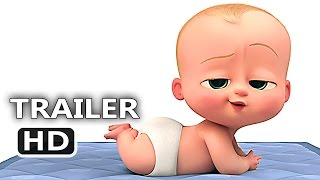 """THE BOSS BABY Movie (2017) """"Diapers"""" Clip, Animation Movie HD"""