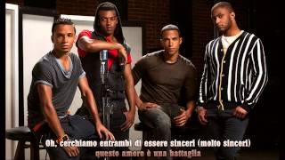 JLS - Love at war (Traduzione italiana)