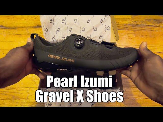 Видео Велотуфли Pearl iZUMi X-Alp Gravel (Black)