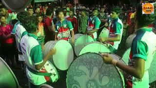 Raf & Tuf Nashik Band Nalasopara || At Navtarun Cha Raja || Pat Pujan 2018