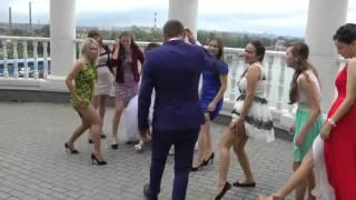 Ножки на свадьбе