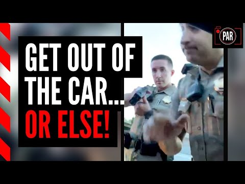 Cops pulled him over for a bogus ticket, then things got really ugly