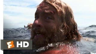 Cast Away (68) Movie CLIP   I'm Sorry, Wilson! (2000) HD