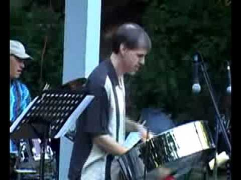 Hire Gary Gibson Steel Drum Band In Seattle Washington