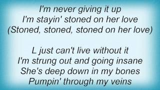 Joe Diffie - Stoned On Her Love Lyrics