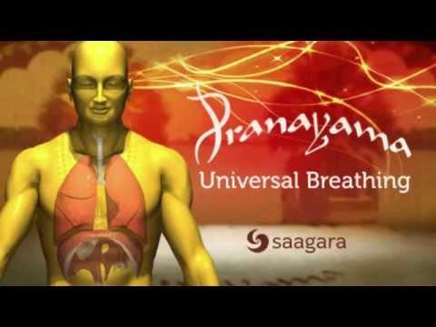 Video of Universal Breathing: Pranayama