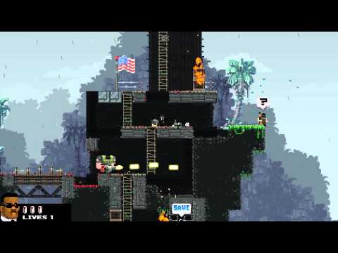 BroForce Playstation 4