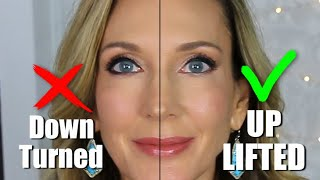 Eyeliner Dos & Donts To Lift Mature Eyes! Mistakes To Avoid