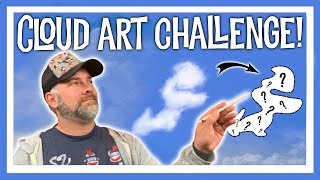 Professional Illustrator Takes The Cloud Art Challenge!