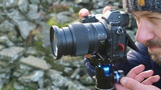 Nigel Danson on his switch to mirrorless and the Nikon Z7