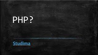 Tutoriel PHP5 - Premier pas sur PHP 5 [HD]