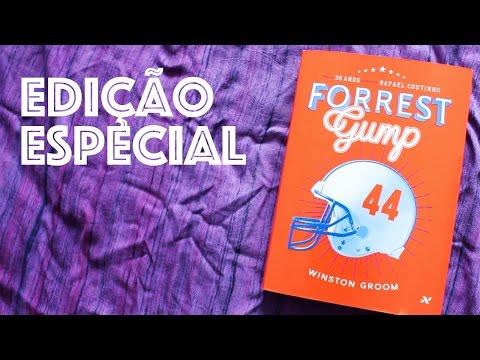 [FOLHEANDO] FORREST GUMP - @editoraaleph | amzn.to/2gpEqBw