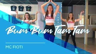 Bum Bum Tam Tam - MC Fioti - Easy Fitness Dance Video - Choreography
