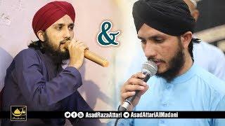 Chor FIkar Duniya Ki Chal Madine Chalty Hain   Tayyab Raza & Tauseef Raza Attari 2019