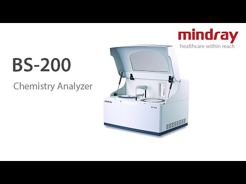 Mindray BS200 Chemistry Analyzer