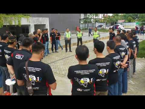 Video Udara, Touring Jamreg Sumatera I Grand Vitara Membelah Jalanan Kota Pekanbaru - Siak