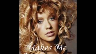 Christina Aguilera- Loving Me 4 Me with Lyrics