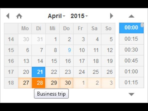 mp4 Html5 Datetime Picker, download Html5 Datetime Picker video klip Html5 Datetime Picker