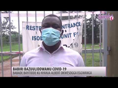 Babiri okuva e Congo basangiddwa n'ekirwadde kya COVID-19