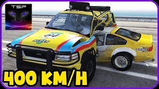BeamNG drive - Ultimate 400km/h CRASH TESTING in Slow Motion