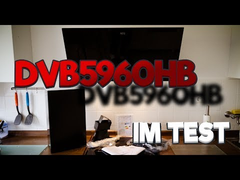 AEG Dunstabzugshaube DVB5960HB im Test