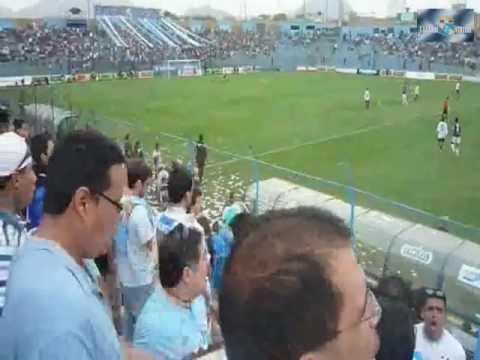 """Gvardia Xtrema - Sporting Cristal 4 - 0 José Galvez - Estadio Alberto Gallardo 19/05/2012"" Barra: Gvardia Xtrema • Club: Sporting Cristal"