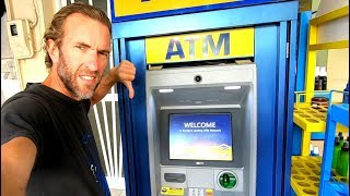 ATMs Are Robbing You! (How To Not Get Scammed)