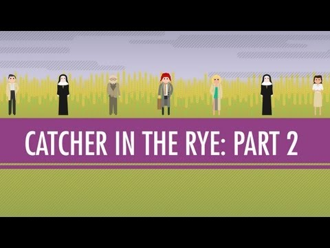 catcher in the rye and dead The catcher in the rye study guide contains a biography of jd salinger,  after  the death of allie, holden essentially shuts down, forcing.
