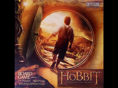 The Purge: # 978 The Hobbit: An Unexpected Journey: A mass market game with some game in the box; a dice rolling and dice placement game with a pasted on theme