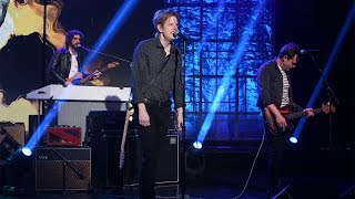 """from Tuesday afternoon : SPOON """"Hot Thoughts"""" on """"The Ellen DeGeneres Show"""""""