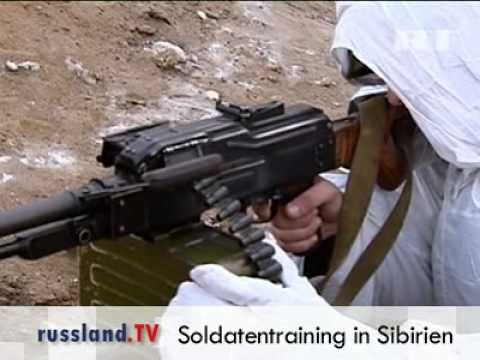 Video-Classic: Soldatentraining in Sibirien