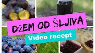 Dzem Od Sljiva - Video Recept - Kuvaj Uzivo