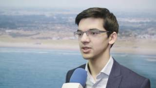 What makes TataSteelChess the Wimbledon of Chess Players answer your questions Myra