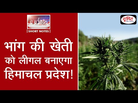, title : ''Himachal Pradesh will legalise cannabis cultivation !' - To The Point