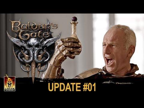 Baldur's Gate 3 - Community Update #1 - The Secret Sauce