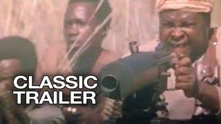 King Solomon's Mines (1985) Video