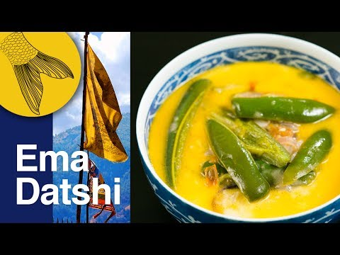 Ema Datshi-Bhutanese Chili Cheese Soup-The Blue Poppy