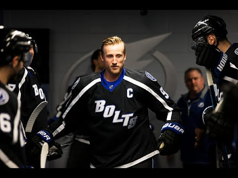 Steven Stamkos interview on NHL Tonight