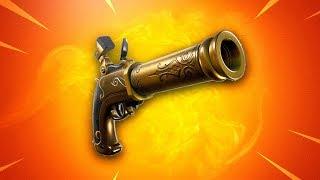 *nueva* Arma Pistola De Mecha En Fortnite - Thegrefg