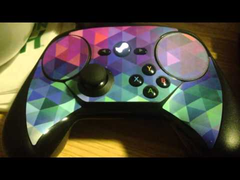 Portal 2's Theme, As Played By The Steam Controller