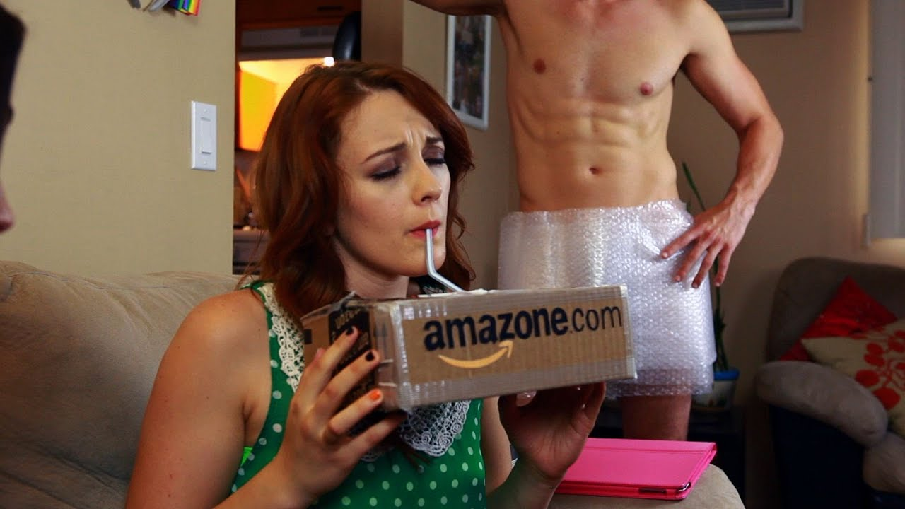 Buying Your Entire Life On Amazon Sounds Like A Hilariously Good Time