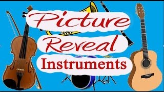 Picture Reveal Instruments 16
