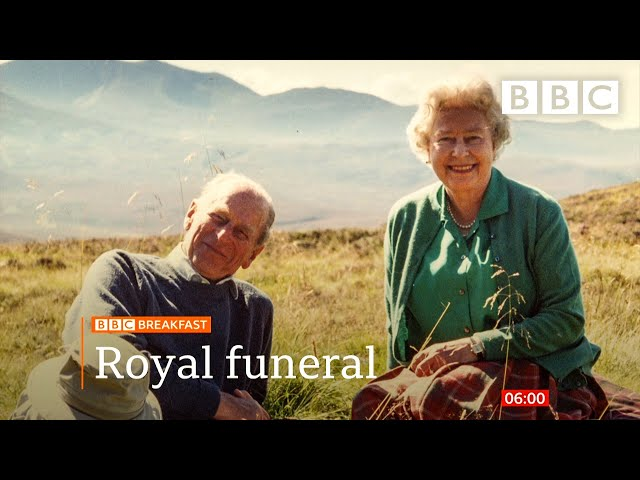 Prince Philip: Funeral to celebrate 'unwavering loyalty' to the Queen @BBC News live 🔴 BBC