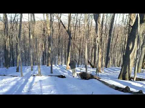 Altai KOM Telemark Skiing XCD Backcountry Kōm Tele Ski HD