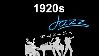 1920s Jazz & 1920s Jazz Instrumental: Best of 1920s #Jazz and #JazzMusic in 1920s Jazz Playlist