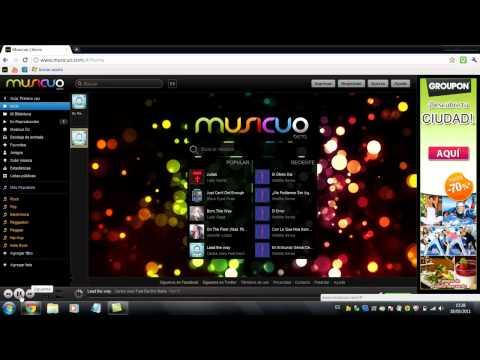 Paginas Para Escuchar Musica - Videos Relacionados